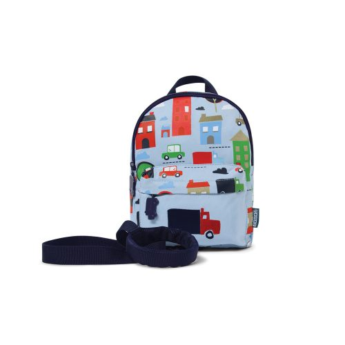 mini backpack_front_with strap_big city