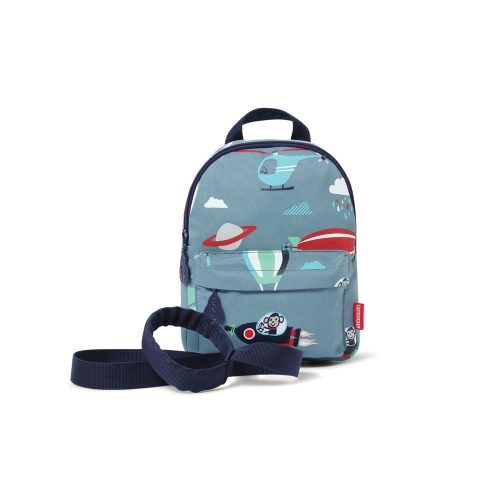 mini backpack_front_with strap_space monkey