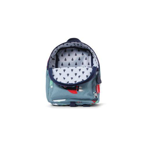 mini backpack_open_space monkey