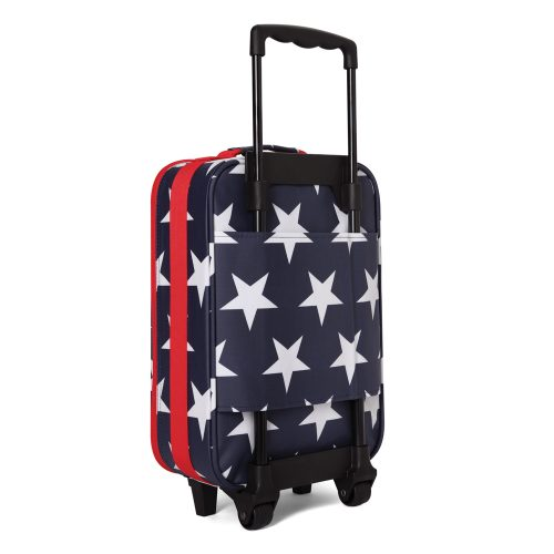 wheelie bag_big navy star back