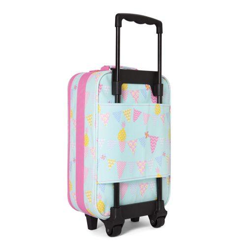 wheelie bag_pineapple_back