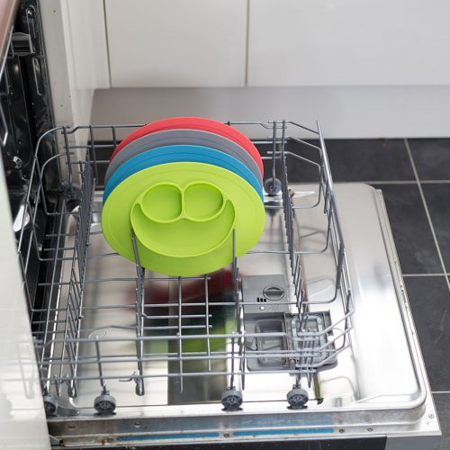 mini mat in dishwasher
