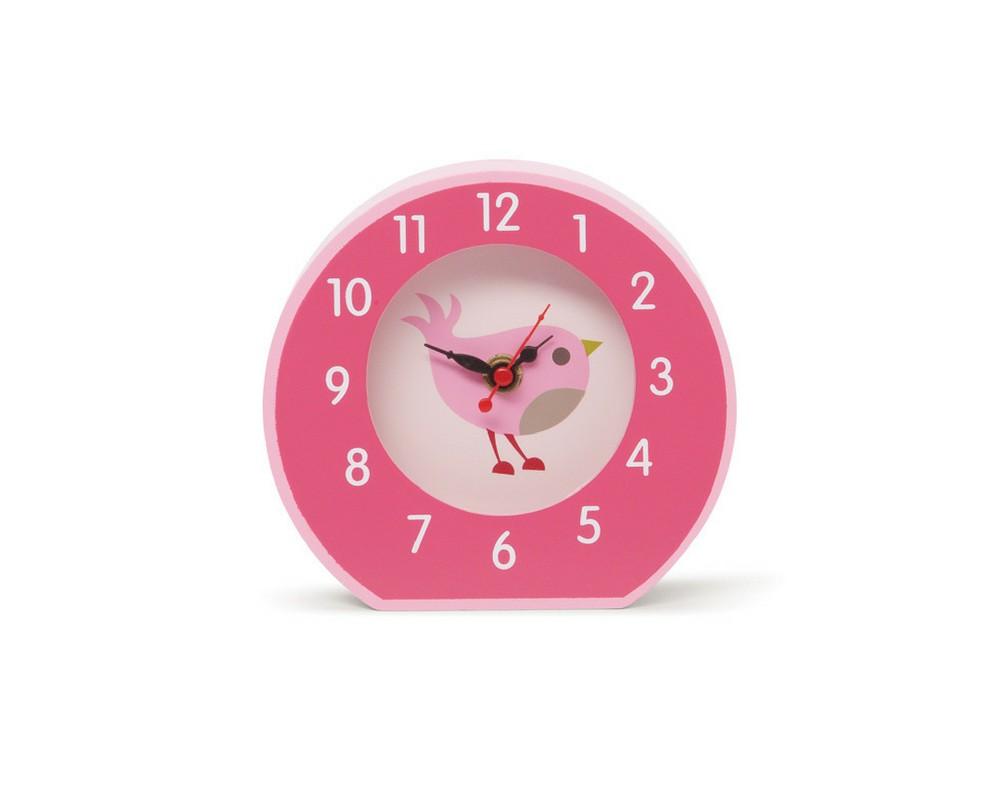 horloge de chevet penny scallan chirpy bird