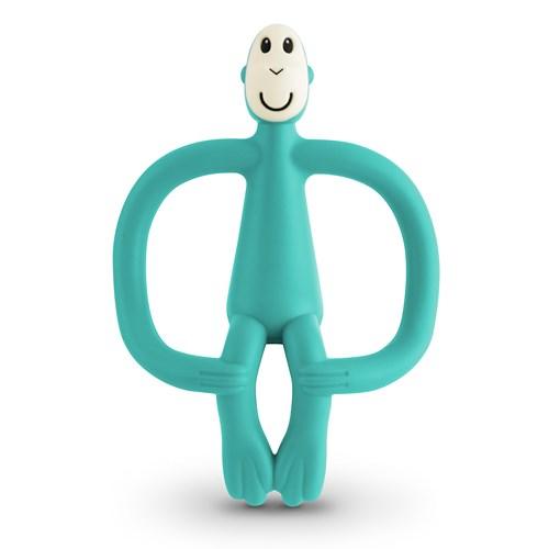 MATCHSTICK MONKEY - anneau de dentition vert émeraude - face