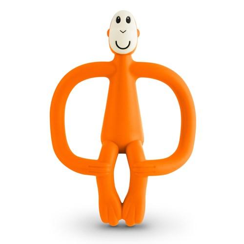 MATCHSTICK MONKEY Anneau de dentition Orange