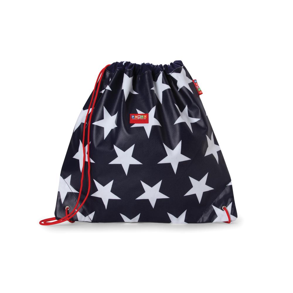 sac a dos cordons navy star