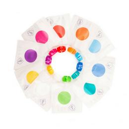 Doddle Bags - contenu du pack de 10 gourdes réutilisables