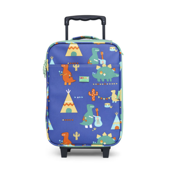 valise enfant 2 roues penny scallan Dino rock