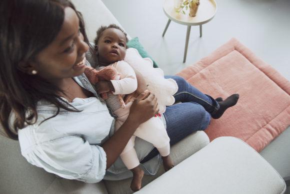 Coussin de maternité